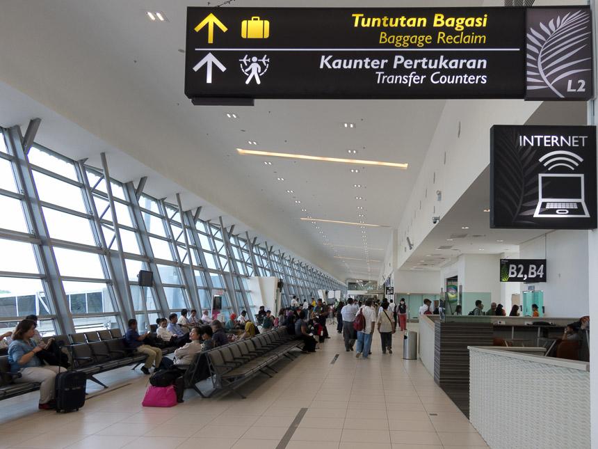 Departures Penang