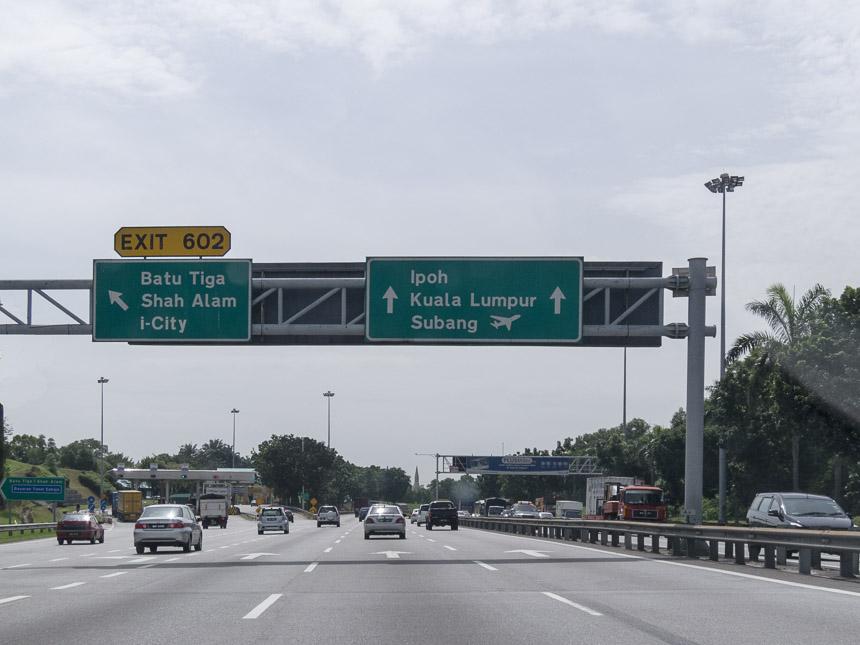 Highway Kuala Lumpur